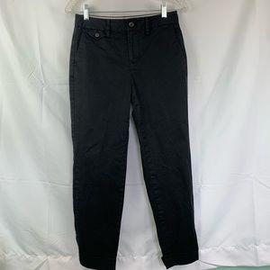 Ralph Lauren rugby size 2 black pants
